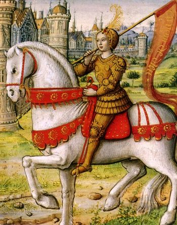 MS 17 F.76 JOAN OF ARC FROM 'VIE DES FEMMES CELEBRES', C.1505.jpg