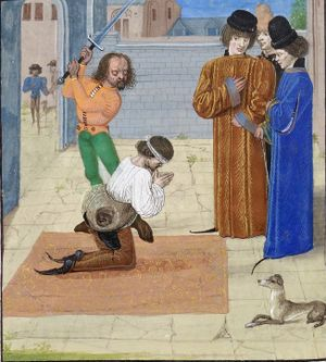 Execution of Robert Tresilian in medieval miniature1.jpg