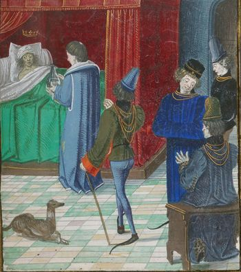 Charles VI bedridden and his physician.jpg
